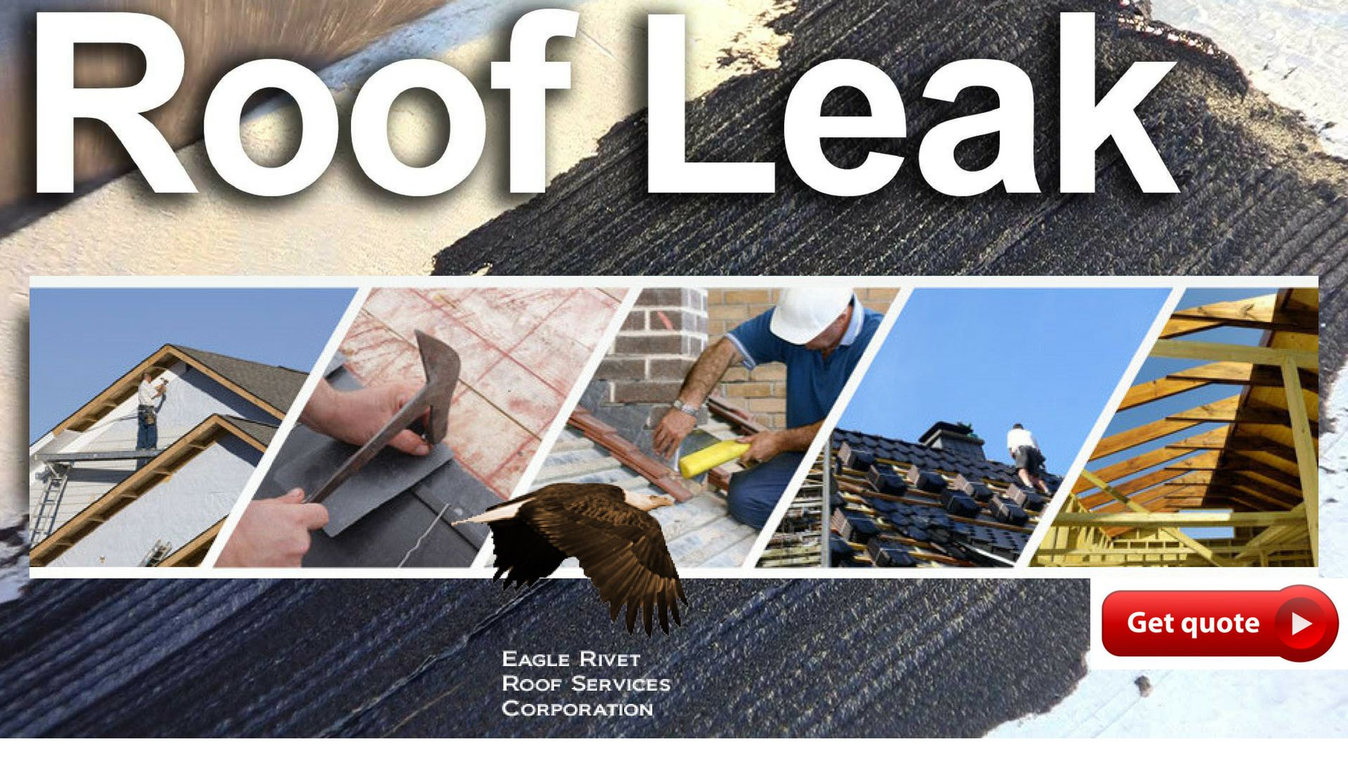 Prevent Your Home From Water Damage Roofing Services Leaking Roof Leaks
