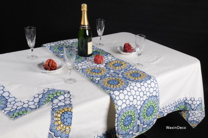 Amazing Rectangle Chemins de table nappes de salle à manger salon kichen New