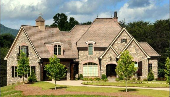 Equestrian Homes For French Country North Carolina