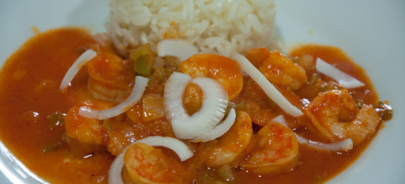 Haitian Shrimp (Kribich nan sòs) Recipe Haitian food