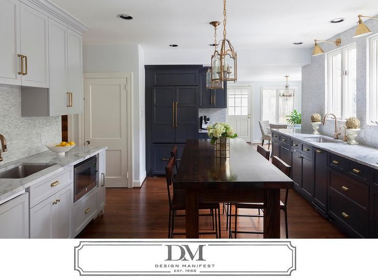 Dark Gray Kitchen Cabinets With Brass Pulls Transitional Kitchen Benjamin Moore Raccoo Kitchen Renovation Design Kitchen Renovation Grey Kitchen Cabinets