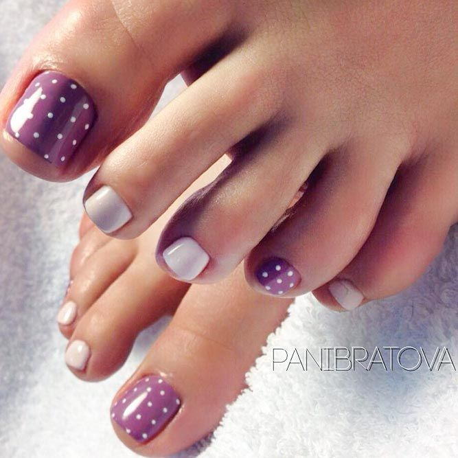 30 Incredible Toe Nail Designs for Your Perfect Feet | Toe nail ...