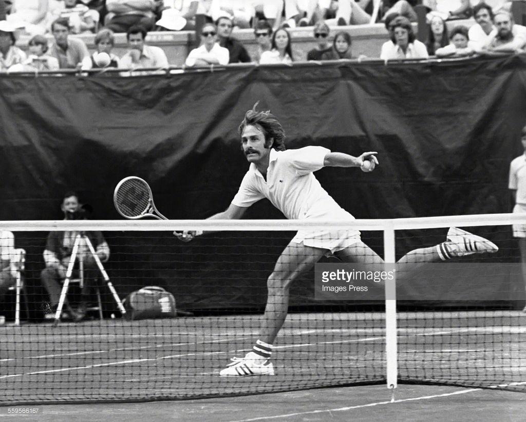 John New be 1973 U S Open 1970 s Tennis Pinterest