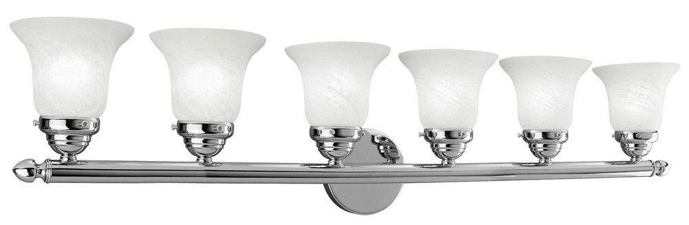 STOPlightingcom Neptune Six Light Bath Bar Bathroom - Six light bathroom vanity light