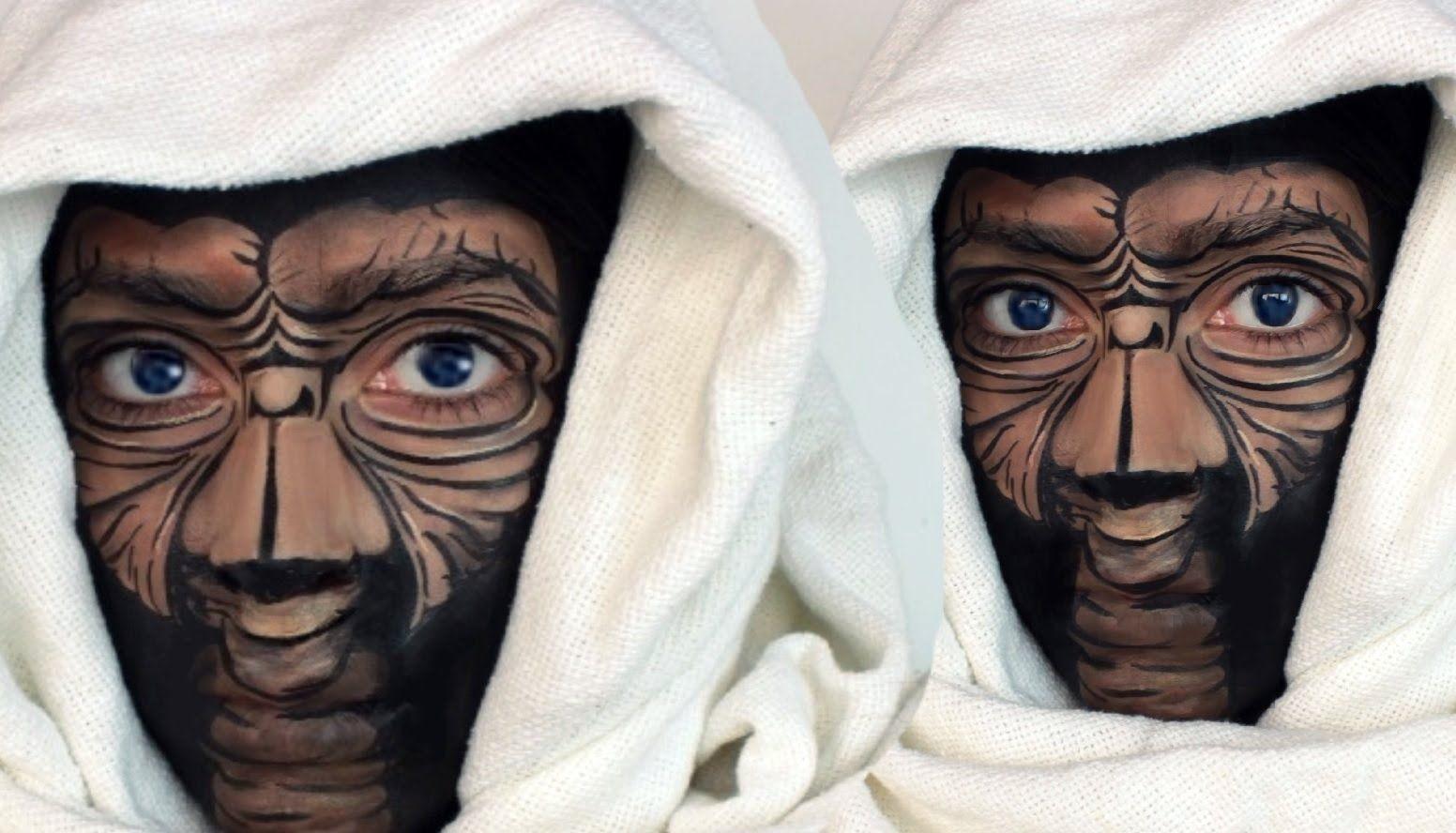 Halloween Makeup E.T Extra Terrestrial Makeup Halloween