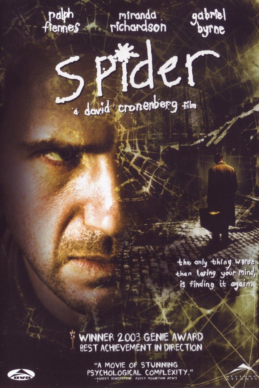 spider 2002 david cronenberg movie posters pinterest