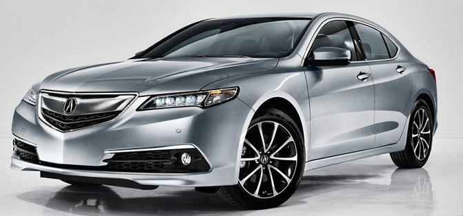 2015 Acura Tlx Review Specs Photos