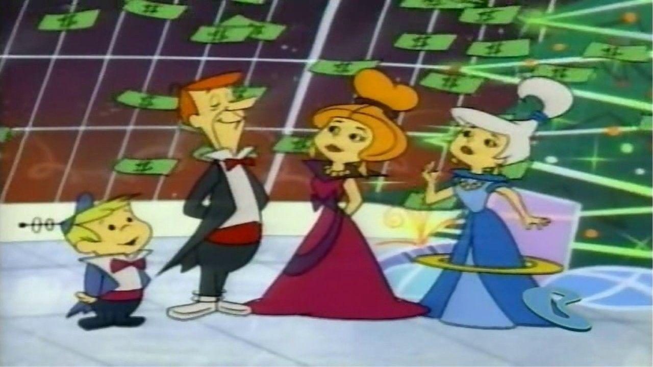 jetsons christmas Jetson Christmas Carol (1985