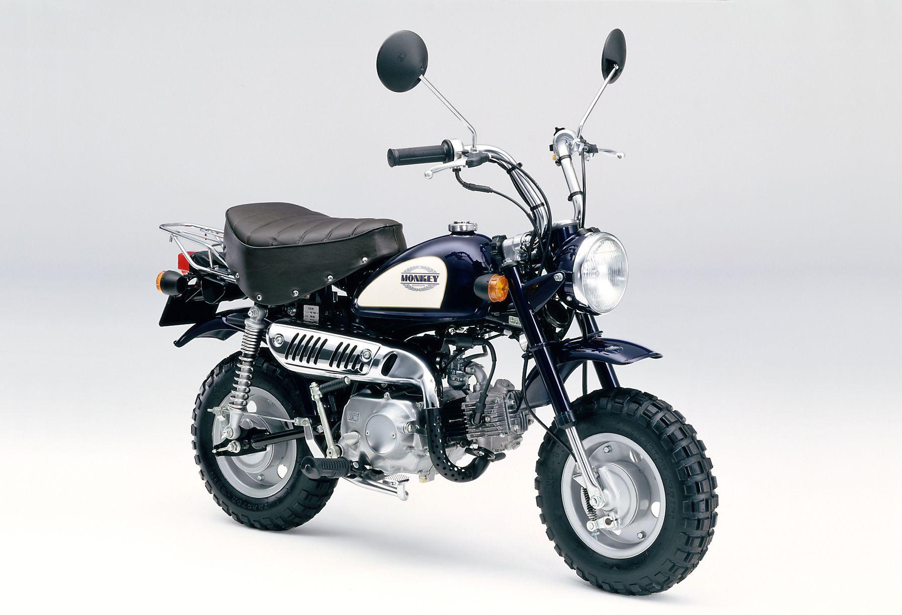 Honda Z50 Monkey 1992 95 Honda Honda Motorcycles Mini Bike