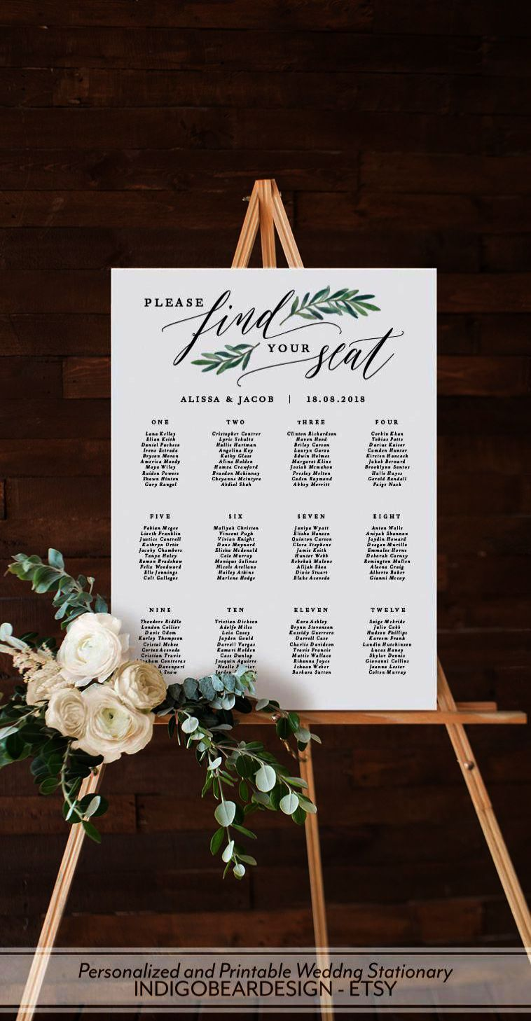 Sauder 420275 Furniture Coffee Table Characters Oak The Furniture Blogger Wedding Table Plan Seating Chart Wedding Seating Plan Wedding