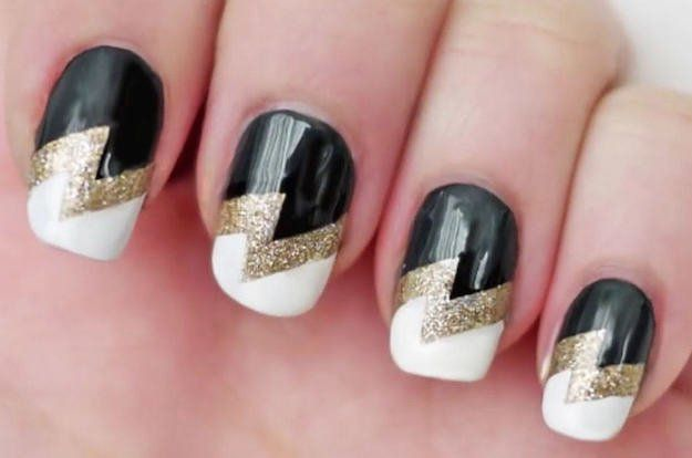 21 Easy Nail Art Designs You Can Wear All Year Round - 21 Easy Nail Art Designs You Can Wear All Year Round Easy Nail Art