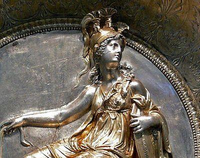 Athene - die griechische Göttin der Weisheit