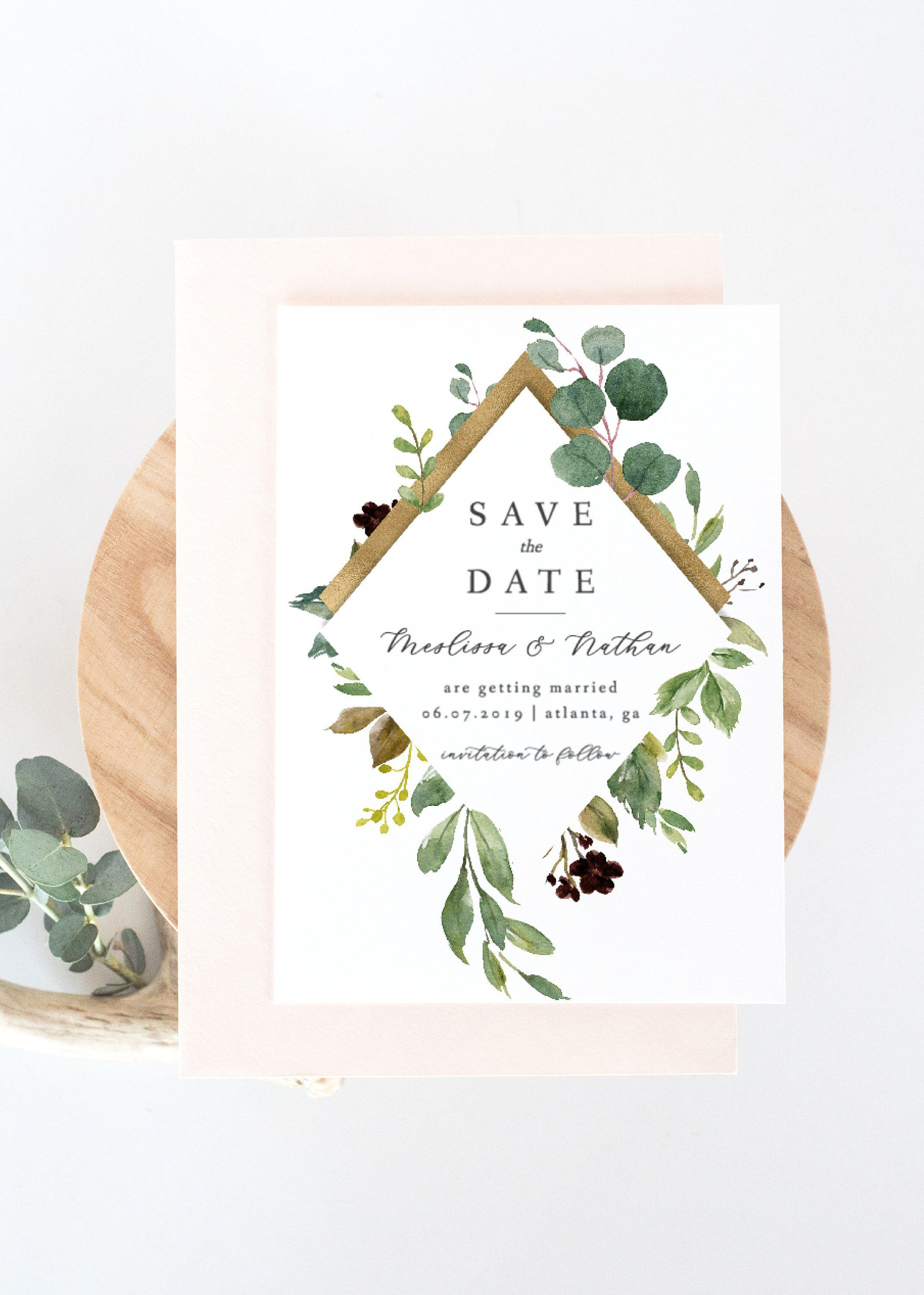 Save The Date Template Save Our Date SaveTheDate Save The Date - Hold the date templates