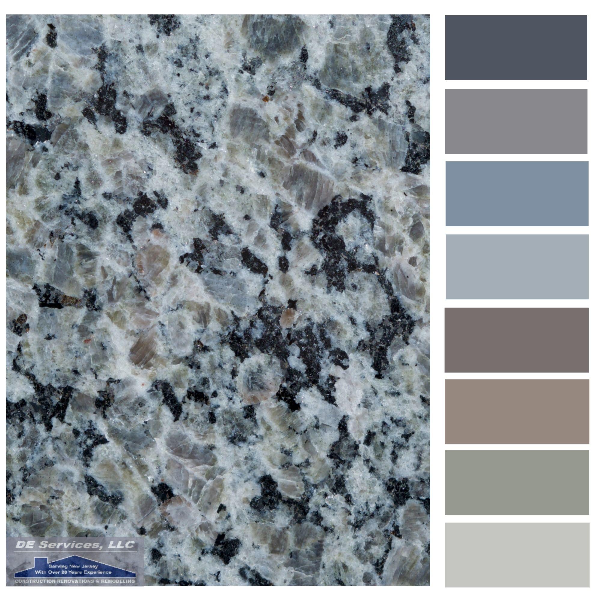Granite Countertop Colors: Color Schemes In 2019…