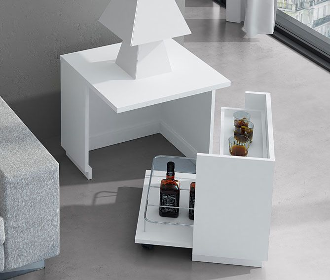 Mueble bar moderno jb material dm densidad media existe for Bar madera moderno