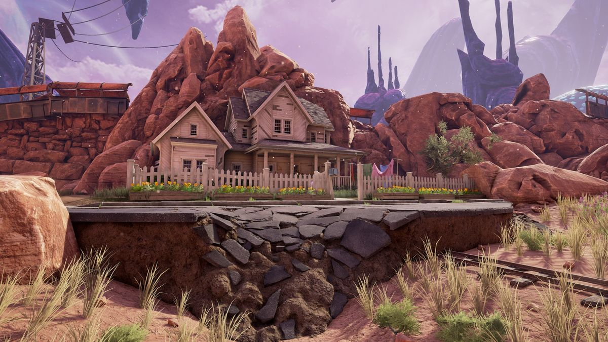 Obduction is a beautiful virtual world that shows the limits of VR