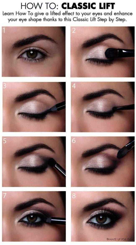 Spectacular Eye Makeup For Blue Eyes Over 60 Excellent Eye