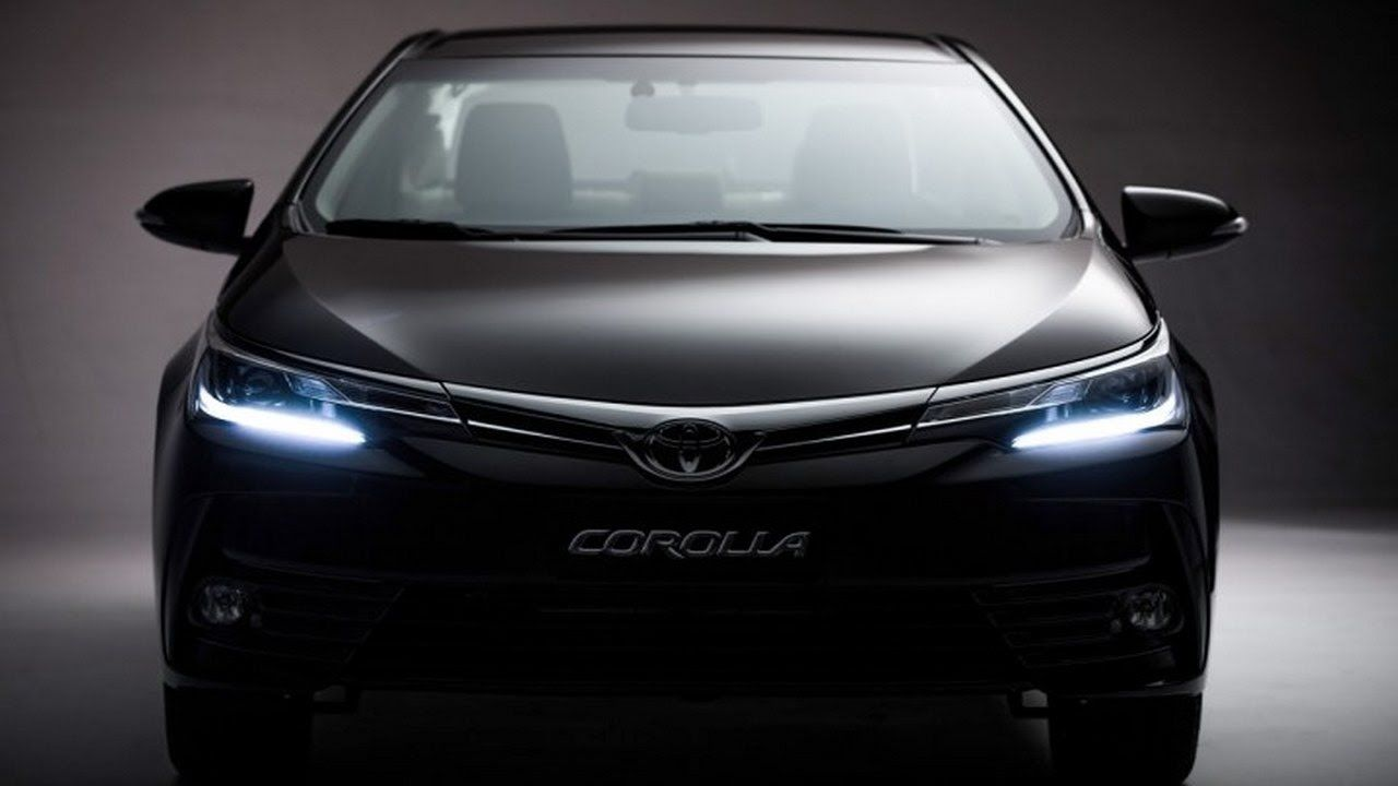 Toyota Corolla 2018 And 2019 Renovated New Electronic Systems Led Light Toyota Corolla 2018 And 2019 Renovated New Electronic Systems L Carros Carro Corolla