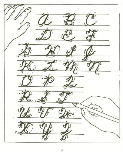 Is Cursive Handwriting Important to Learn? Blog post + lots of ...
