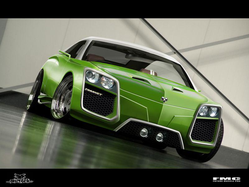 Future Automobiles Dodge Cars