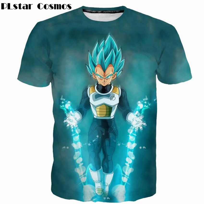98c32bd3 Dragon Ball Z Super Saiyan Cool Vegeta Anime 3d Print casual T shirts For  Men & Women //Price: $20.49 ✓Free Shipping Worldwide Tag your friends who  would ...