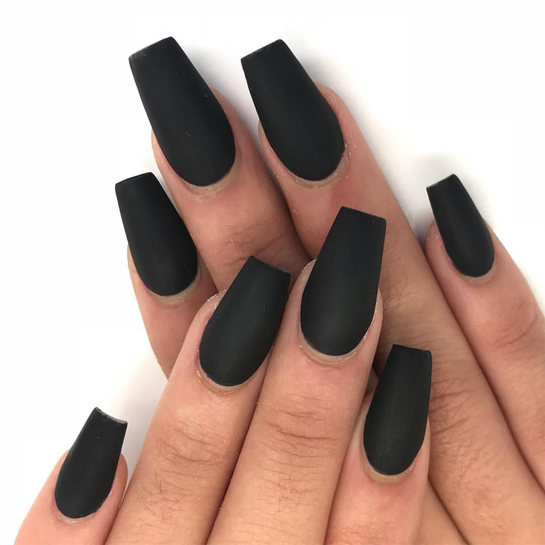 Black Coffin Nails KortenStEiN