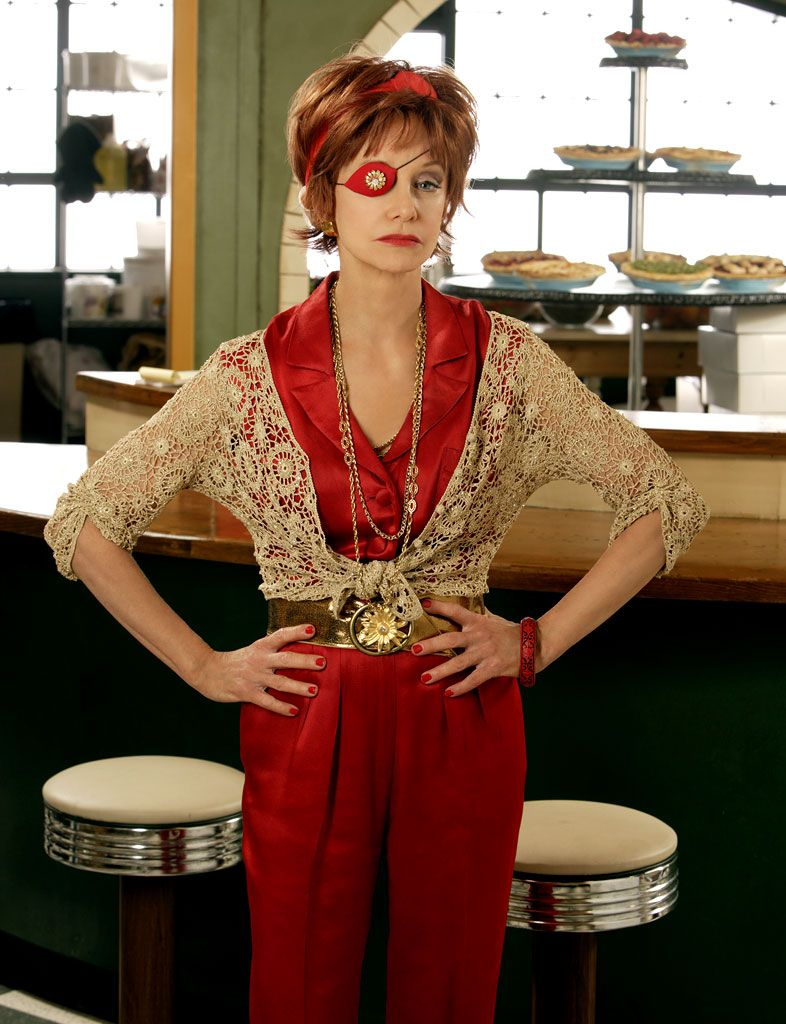 Lily from Pushing Daisies. Love this show so much.