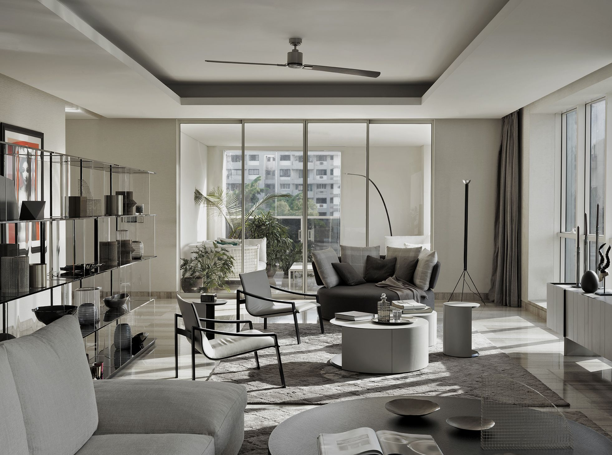 Penthouse At Trump Towers Pune With Images Interior Design