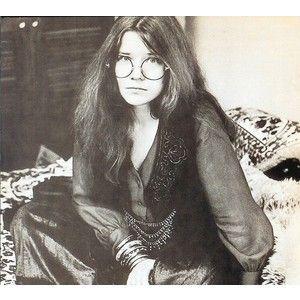 Uma imagem de Janis Joplin