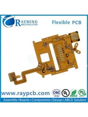 0 8mm Flexible pcb Lcd Display   printed circuit boards
