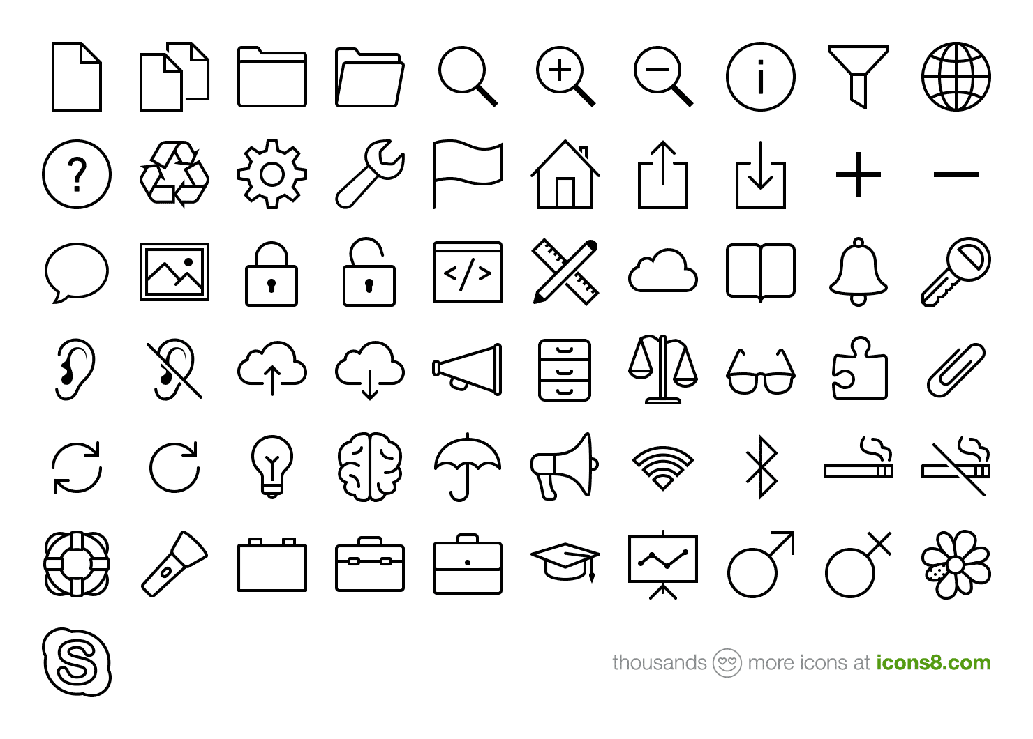 It's hard to find icons designed for iOS7 but here's a few