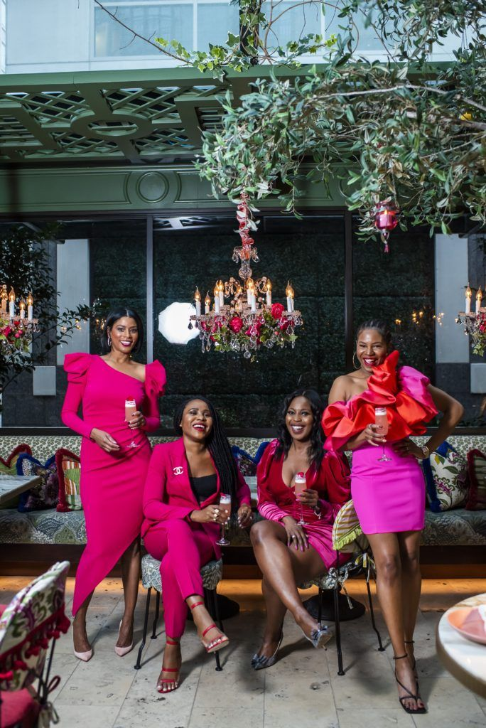 Galentine's Day at The Garden Room Atlanta, GA in 2020