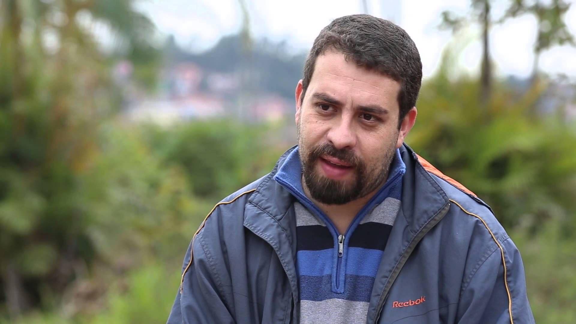 Direito à Cidade Fortaleza: Entrevista com Guilherme Boulos - MTST