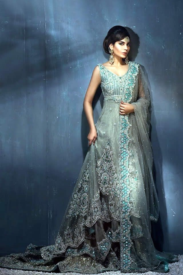 TEENA By Hina Butt Latest Bridal Collection | Dress collection ...