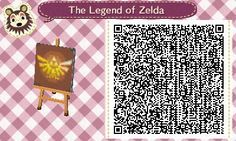 The Legend Of Zelda Animal Crossing Qr Qr Codes Animal Crossing