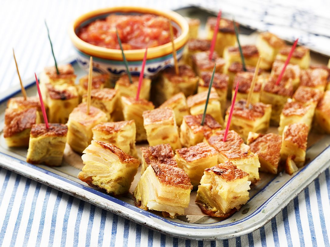 Spanish Finger Food Recipes