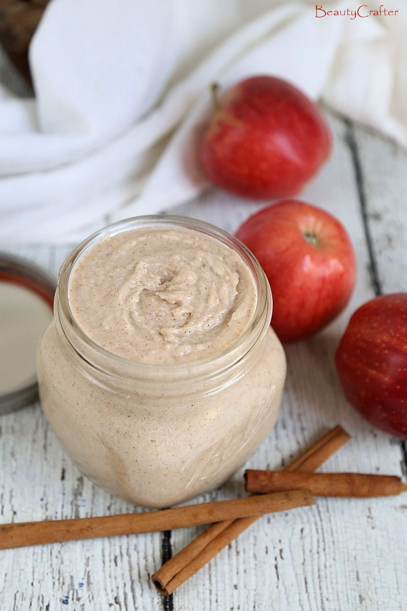 Watch Great DIY Apple Cinnamon Face Scrub video