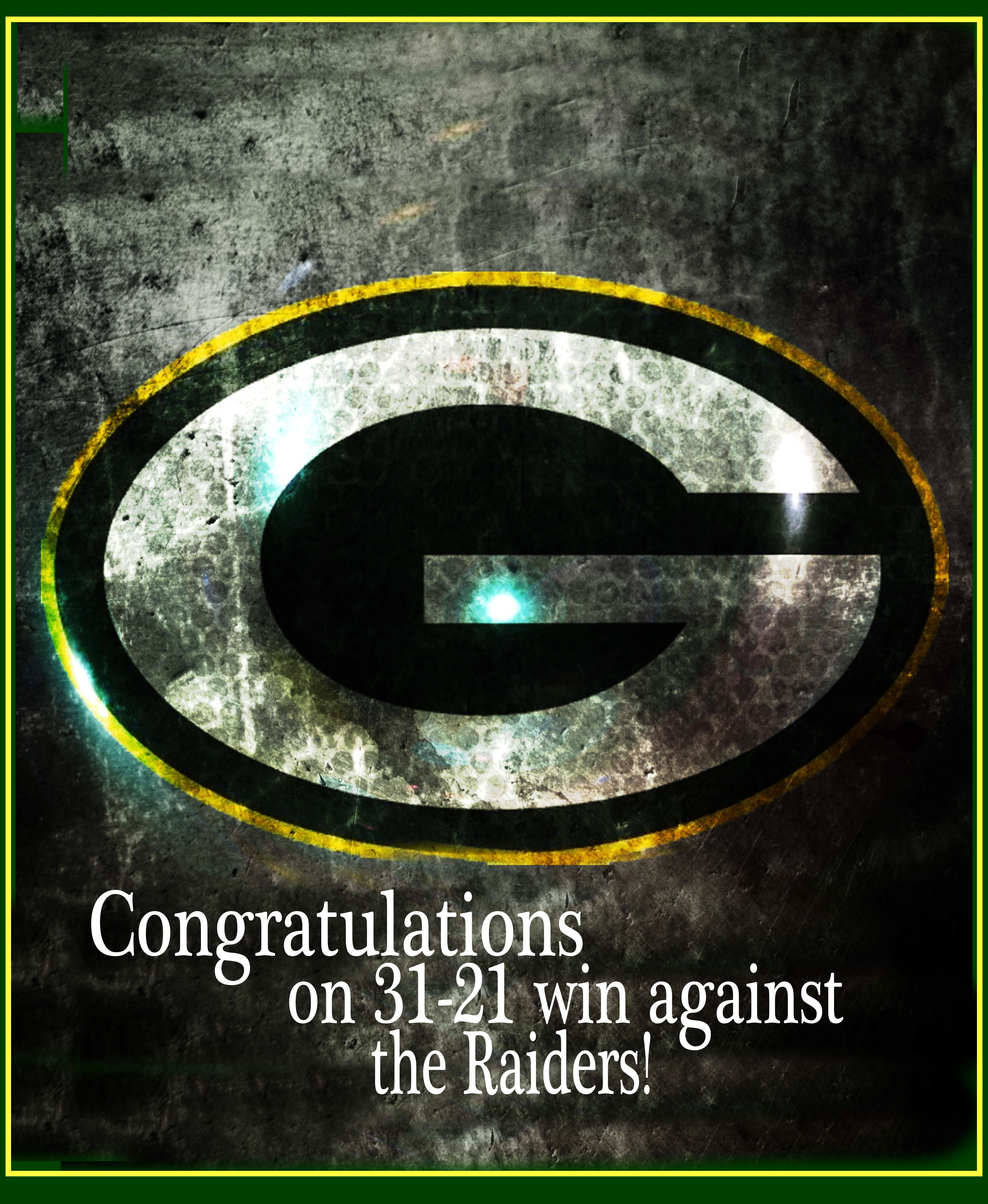 Packers Win Green Bay Packers Wallpaper Green Bay Packers Pictures Green Bay Packers