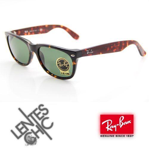 62a29b99fd Ray Ban New Wayfarer 2132 902 L Carey Green Icons Pdr12 - $135000 ...