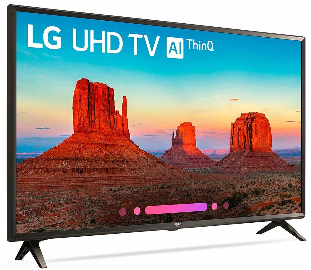 Smart Tv De 43 Pulgadas Lg Con Resolucion 4k Por Solo 319 99