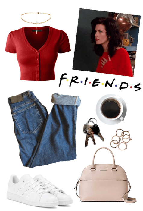 Monica Geller #rachelgreenoutfits