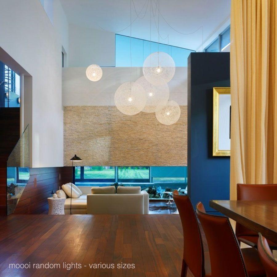 moooi random light with round shade interior pinterest. Black Bedroom Furniture Sets. Home Design Ideas