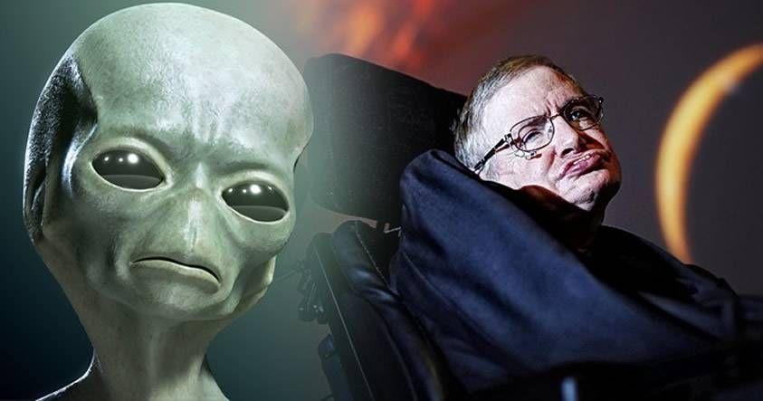 extraterrestre stephen hawking