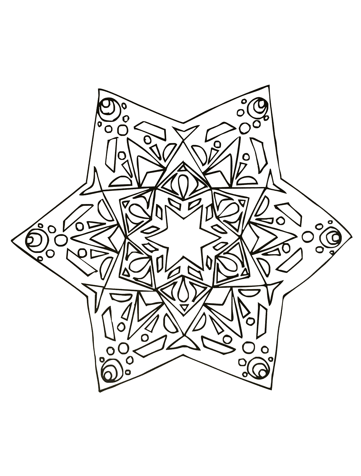 21++ Difficult mandala coloring pages info