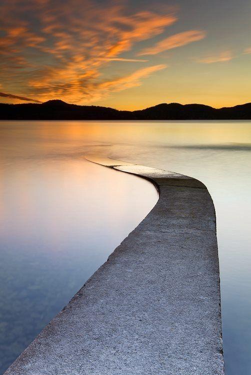Lago Maggiore   Italy by Fiorenzo Carozzi