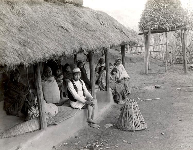 Vintage Nepal ~ Rare Old Pictures, Videos and Arts of ...