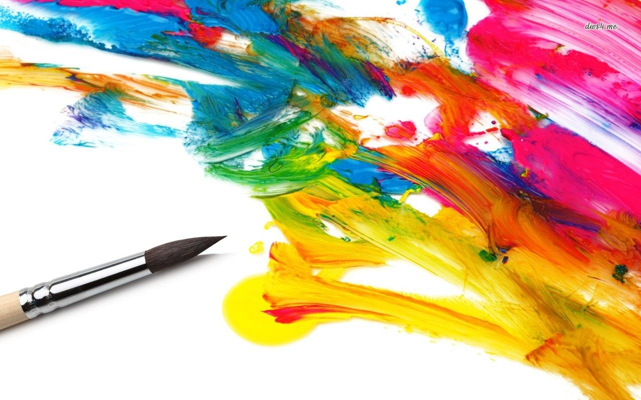 Paint Wallpapers brush strokes hd wallpaperartistic wallpapers wallpaper paint