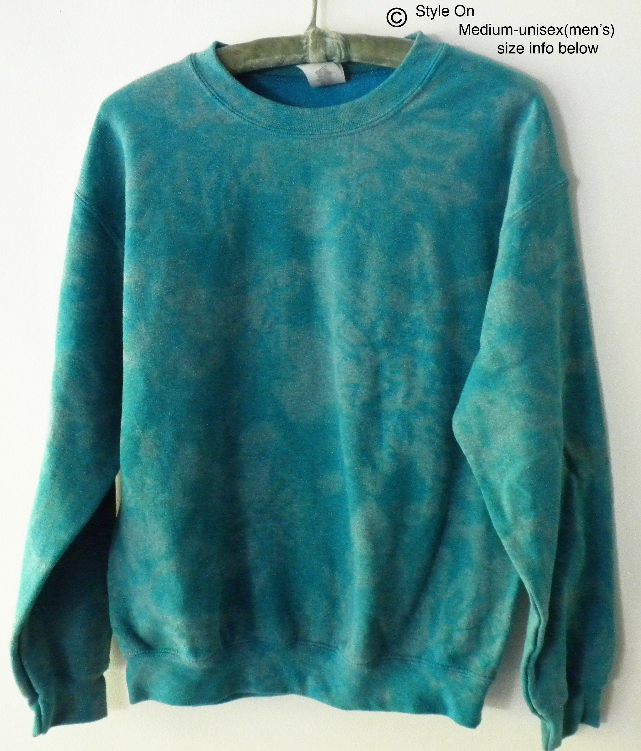 Handmade Green sweatersweatshirt