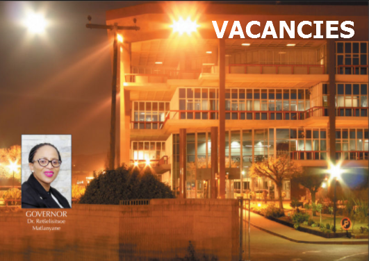 Latest Jobs The Central Bank Of Lesotho Invites Registered Cyb Lesotho Cyber Awareness Education And Training