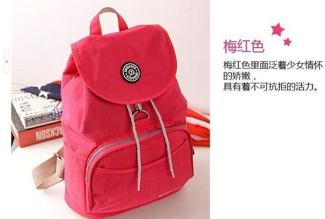 Waterproof 10 Colors Female Kipling Travel Bag Products Pinterest